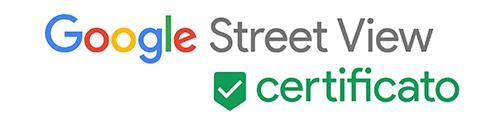 Google Street View Certificata